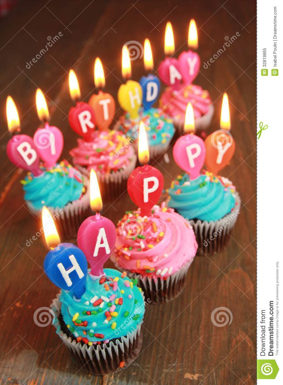 Happy Birthday Royalty Free Stock Photo Image 32819865
