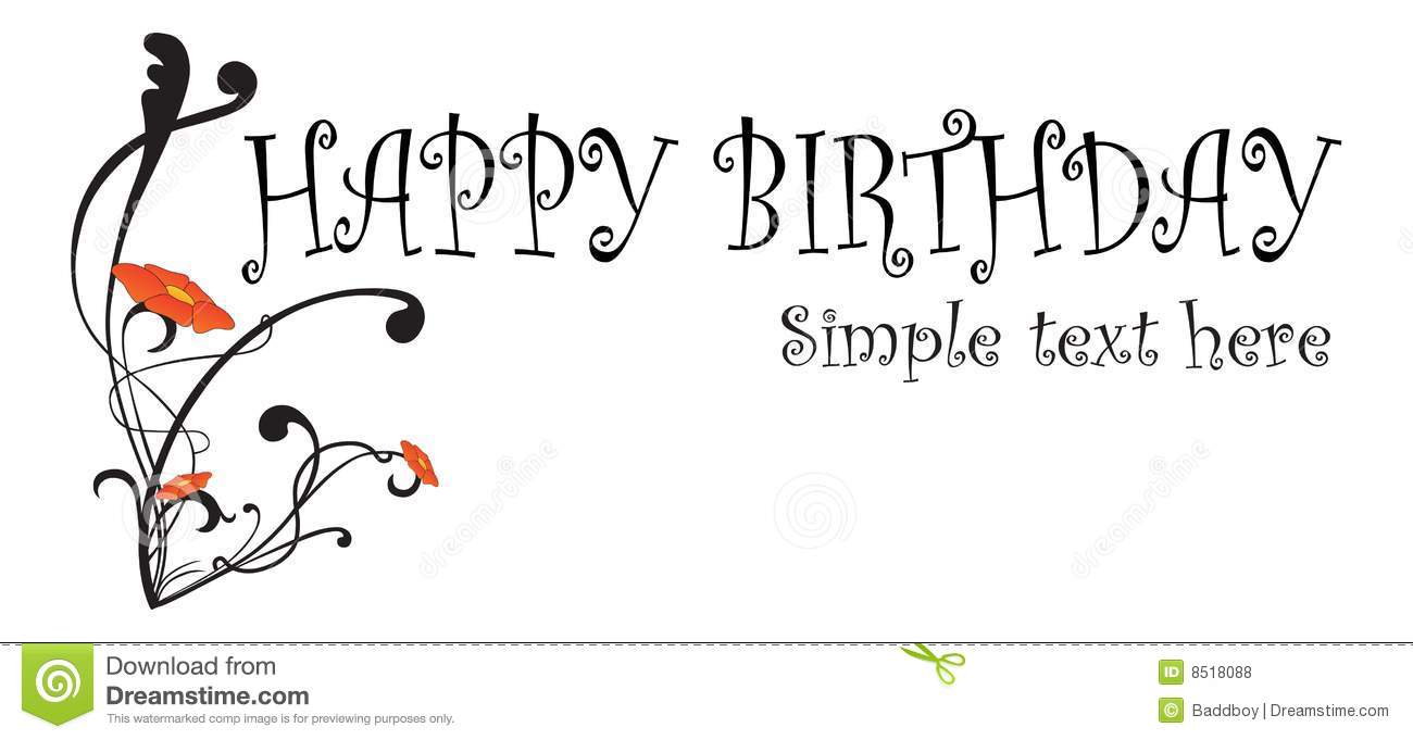 Happy birthday post card stock vector illustration of people happy birthday post card bookmarktalkfo Image collections