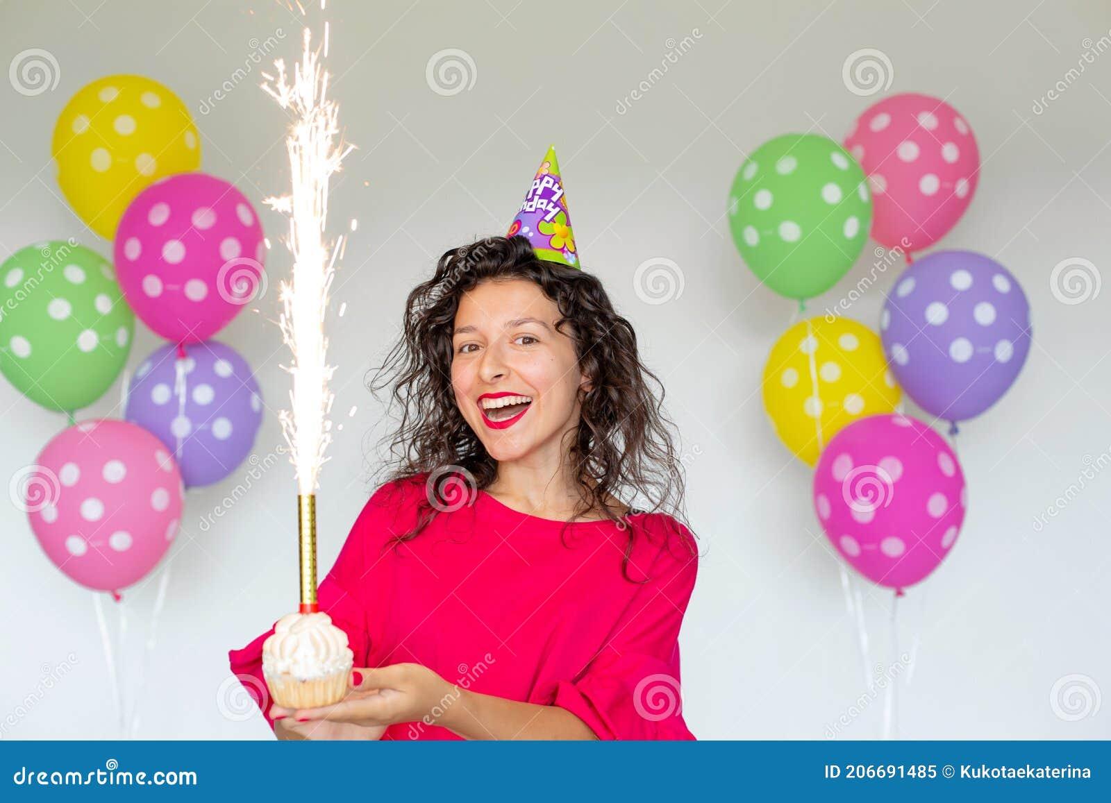 Ladies sexy happy birthday Hot Girl