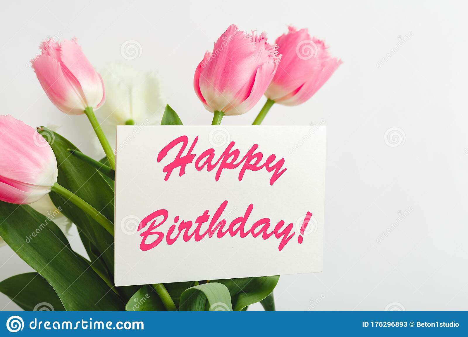 46 883 Happy Birthday Flowers Photos Free Royalty Free Stock Photos From Dreamstime