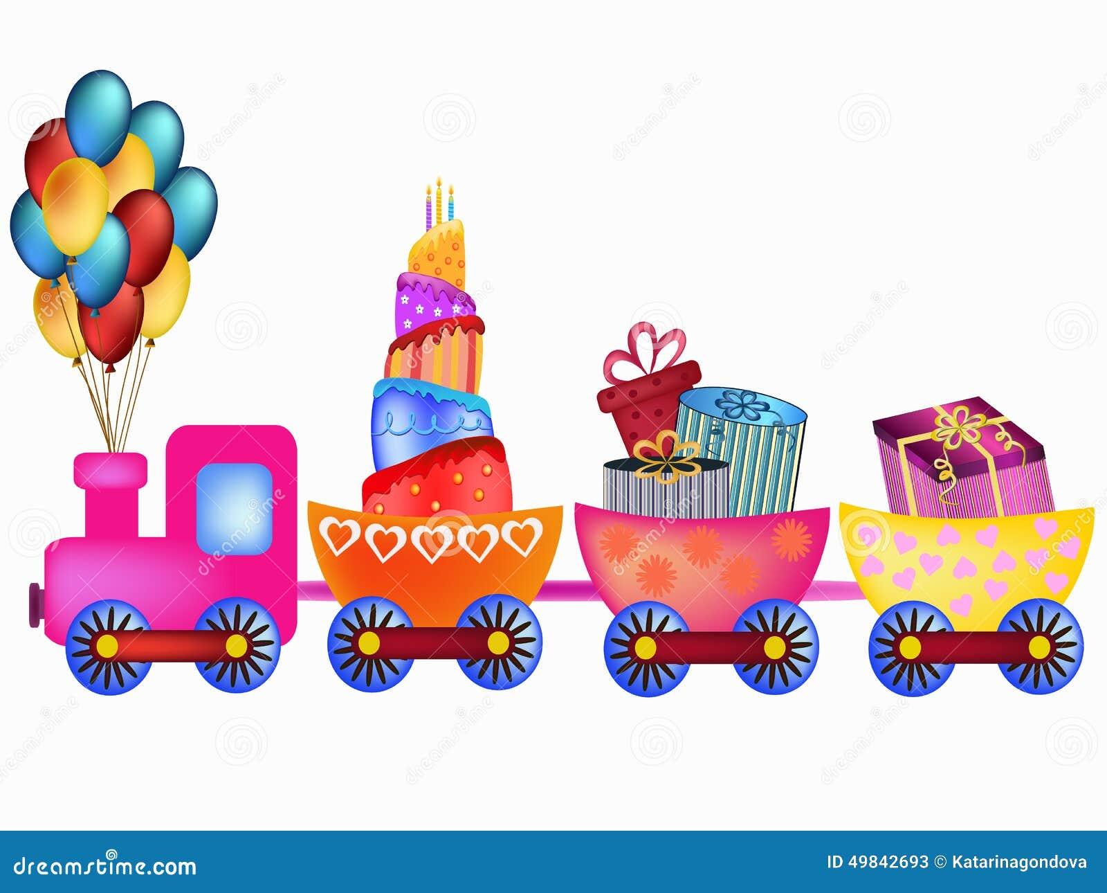 Happy Birthday Thomas Cake