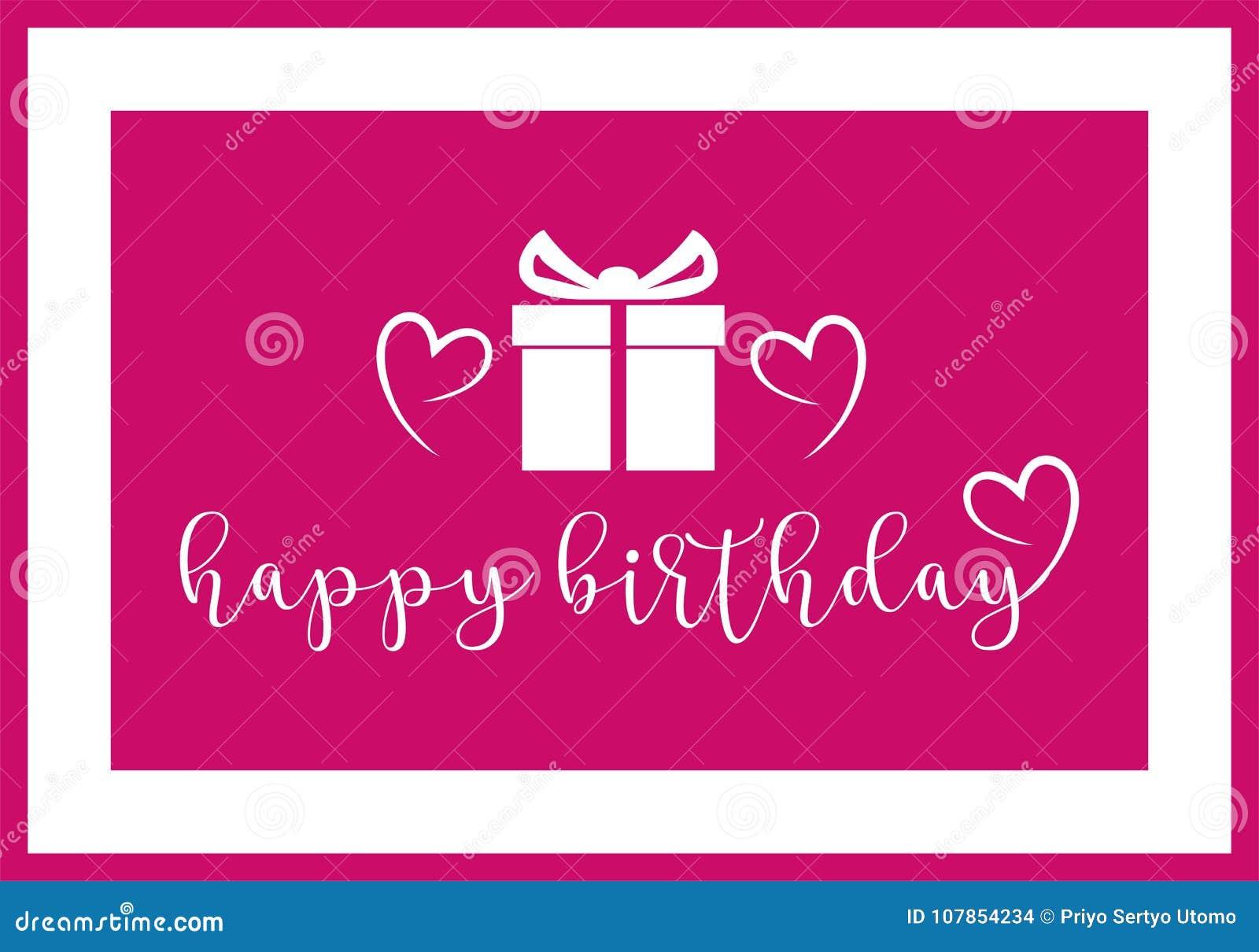 Happy birthday typographic design for greeting cards print and download happy birthday typographic design for greeting cards print and cloths stock vector illustration m4hsunfo