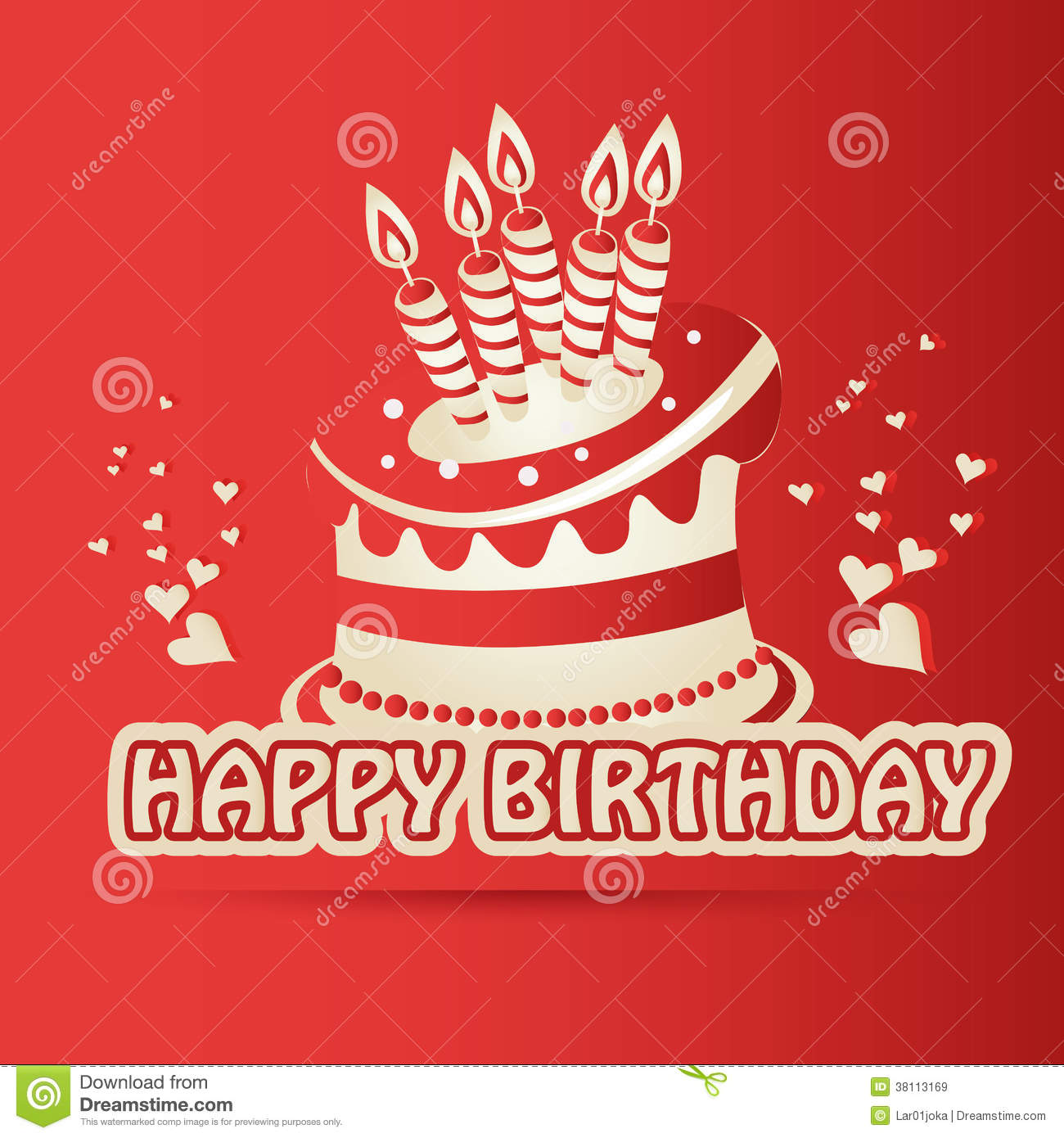 Happy Birthday Royalty Free Stock Images Image 38113169