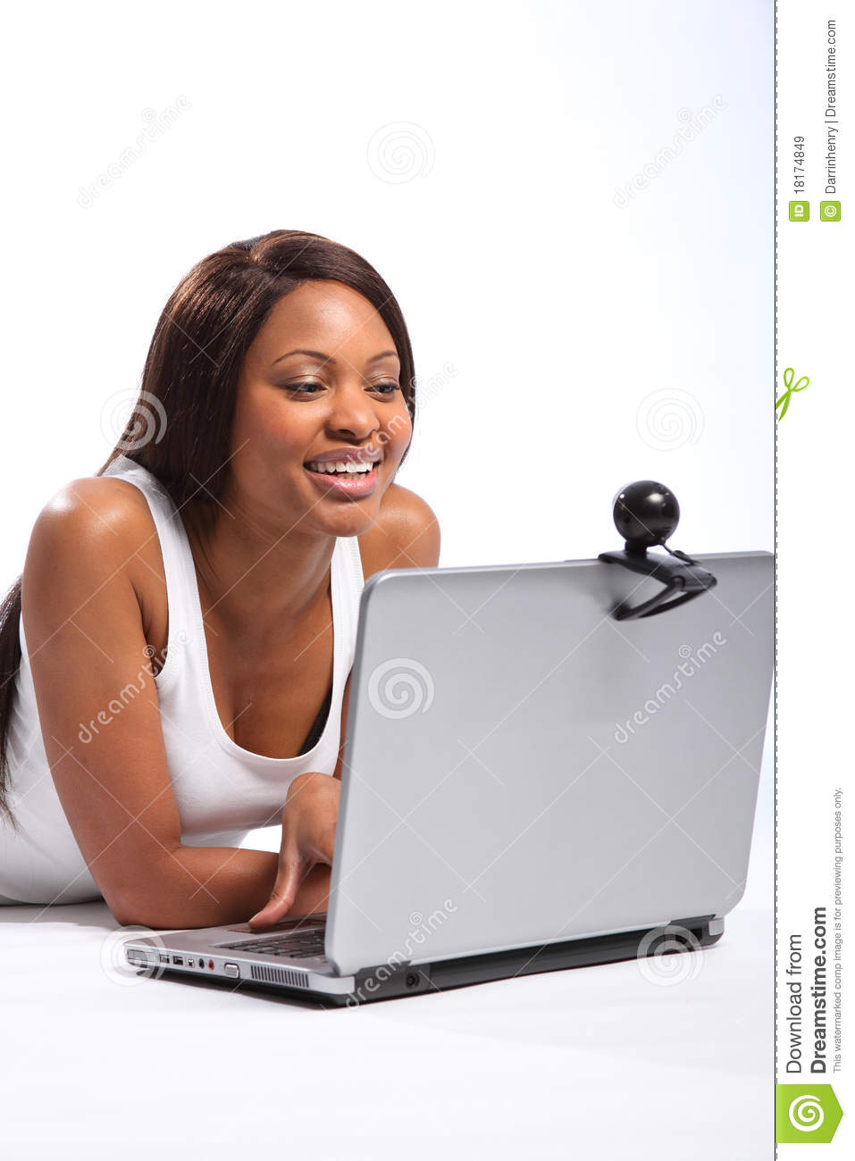 Black women live webcam