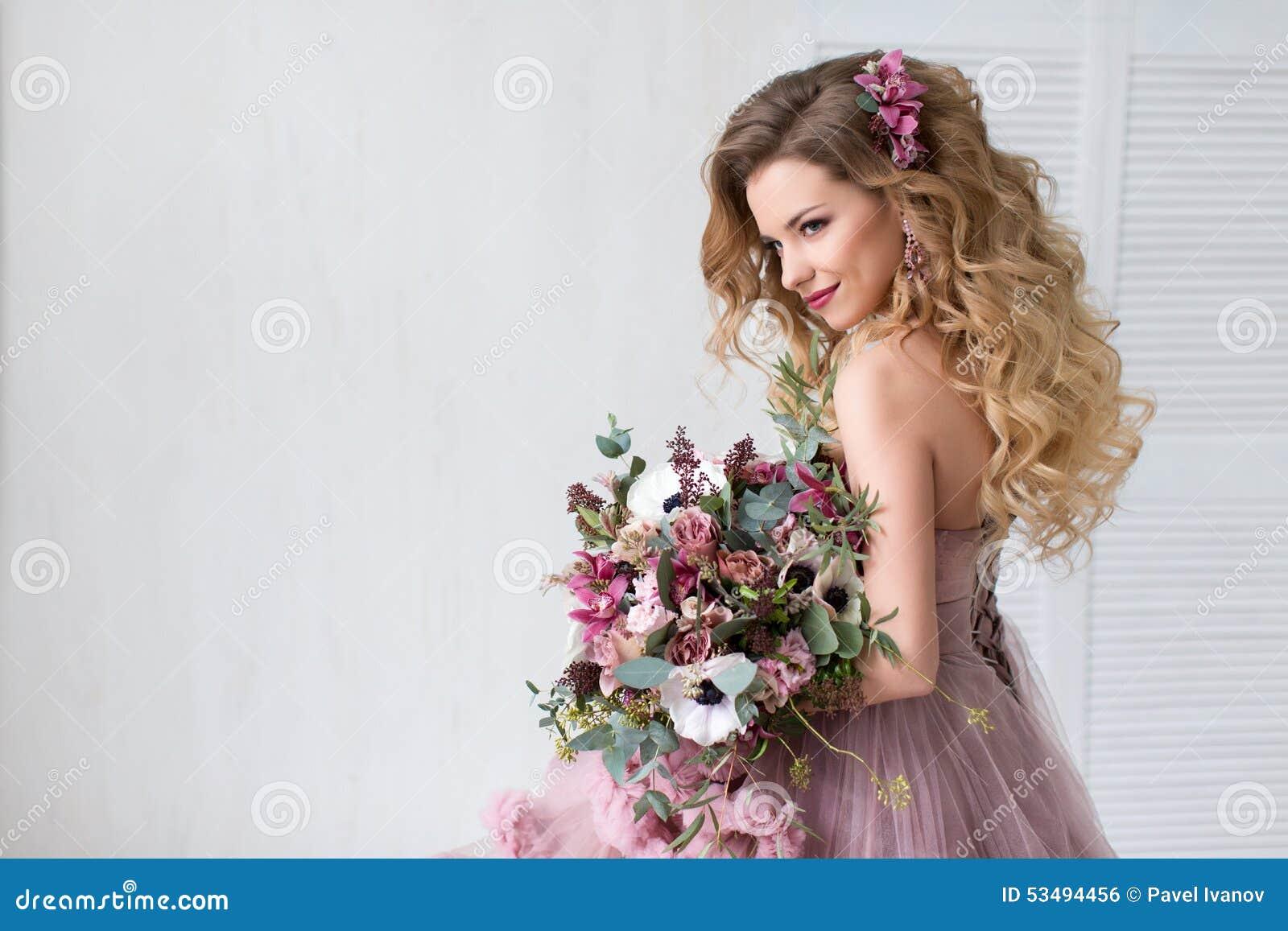 Happy Bride. Fashion