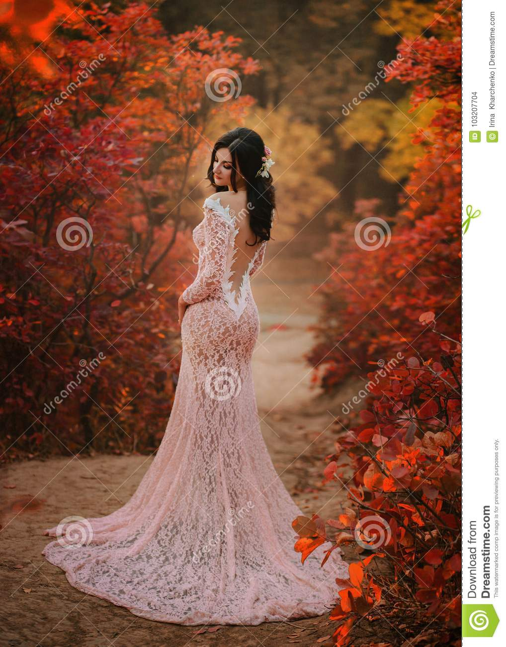 Download A happy bride stock photo. Image of beautiful, beauty - 103207704
