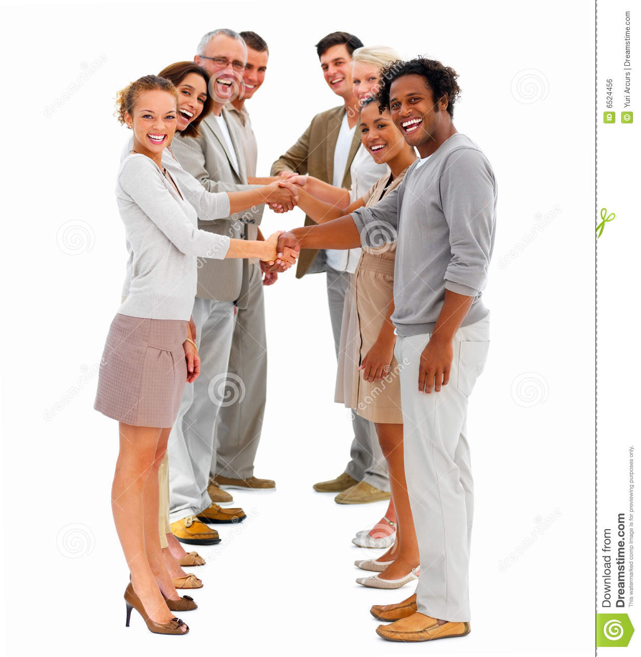 happy-business-people-shaking-hands-isol