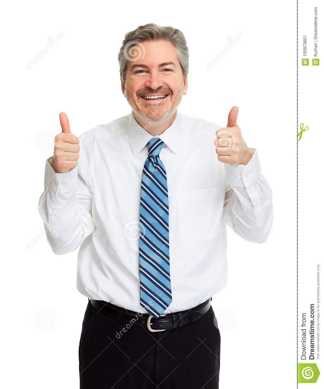 Thumbs Business mature