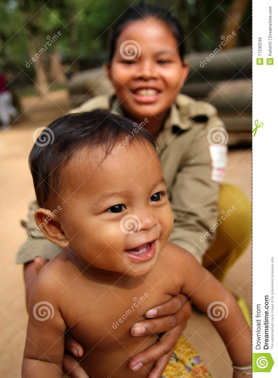 Naked cambodian kids Happy Cambodian Kid Editorial Image