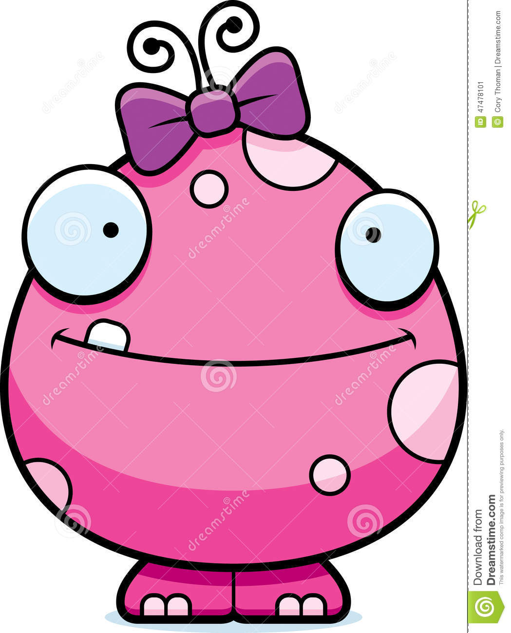 happy cartoon baby girl monster stock vector image 47478101 it's a boy clipart for facebook it's a boy clip art free