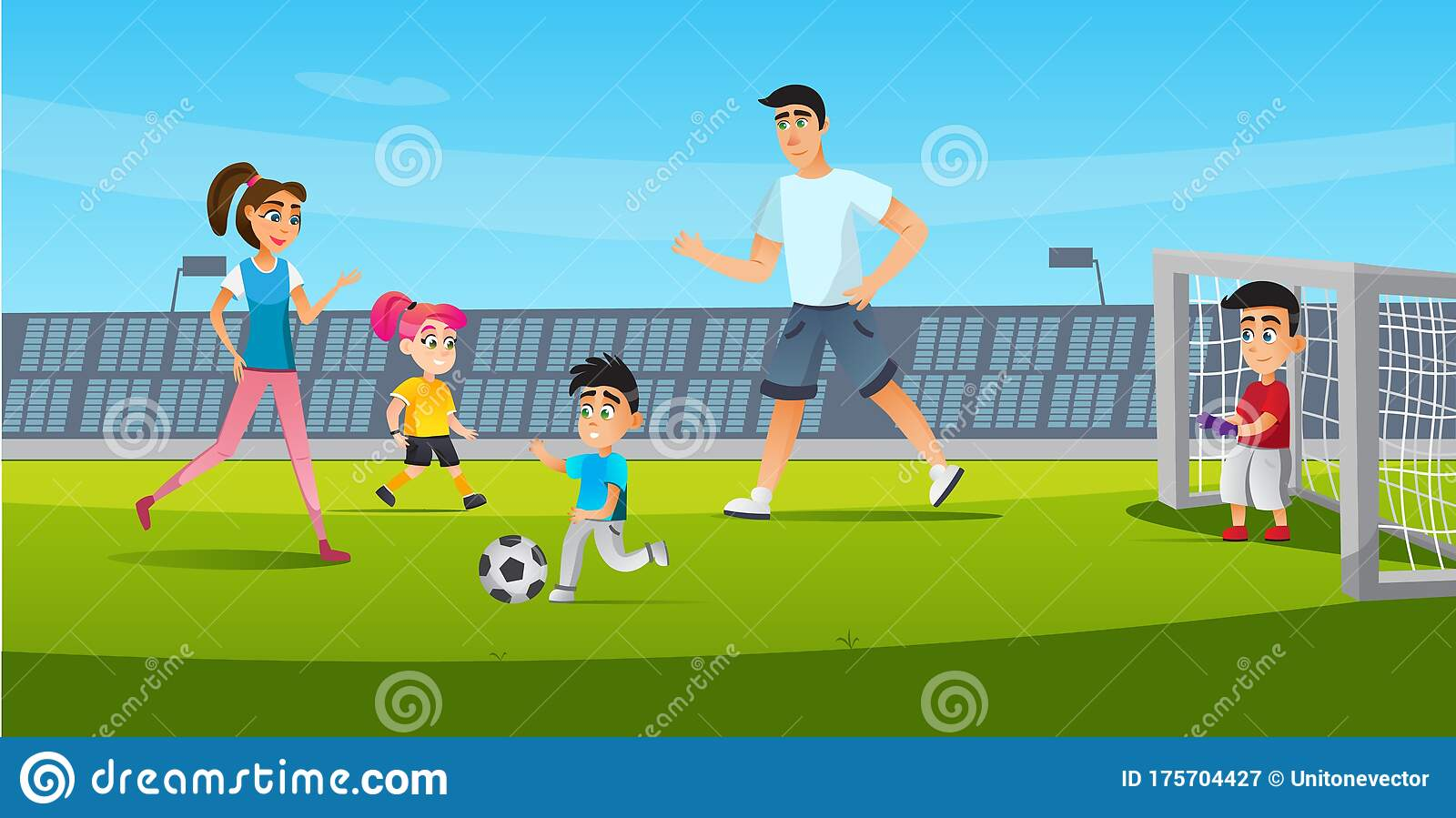 Family Game Cartoon Stock Illustrations 8 615 Family Game Cartoon Stock Illustrations Vectors Clipart Dreamstime