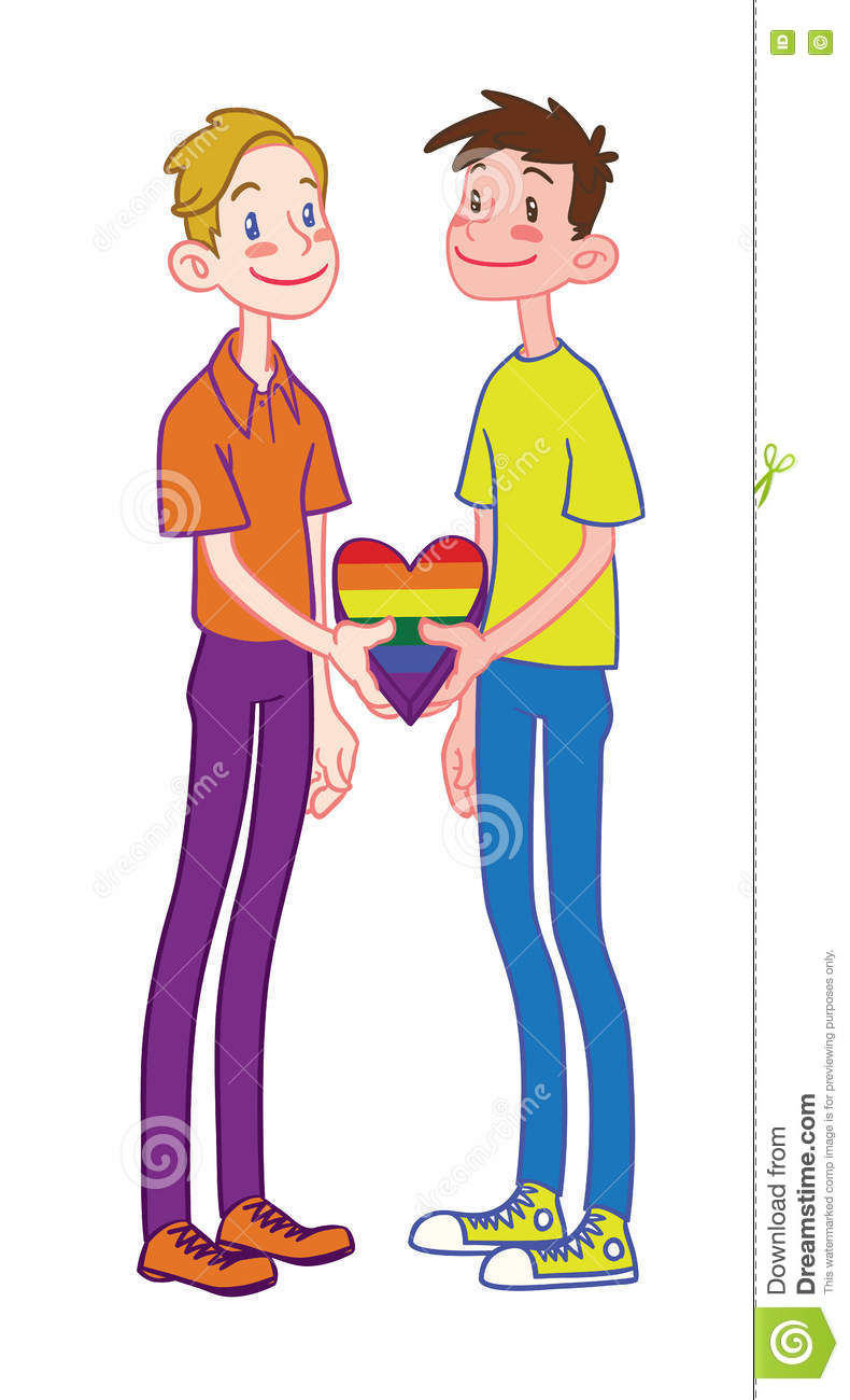 Cartoon free gay picture