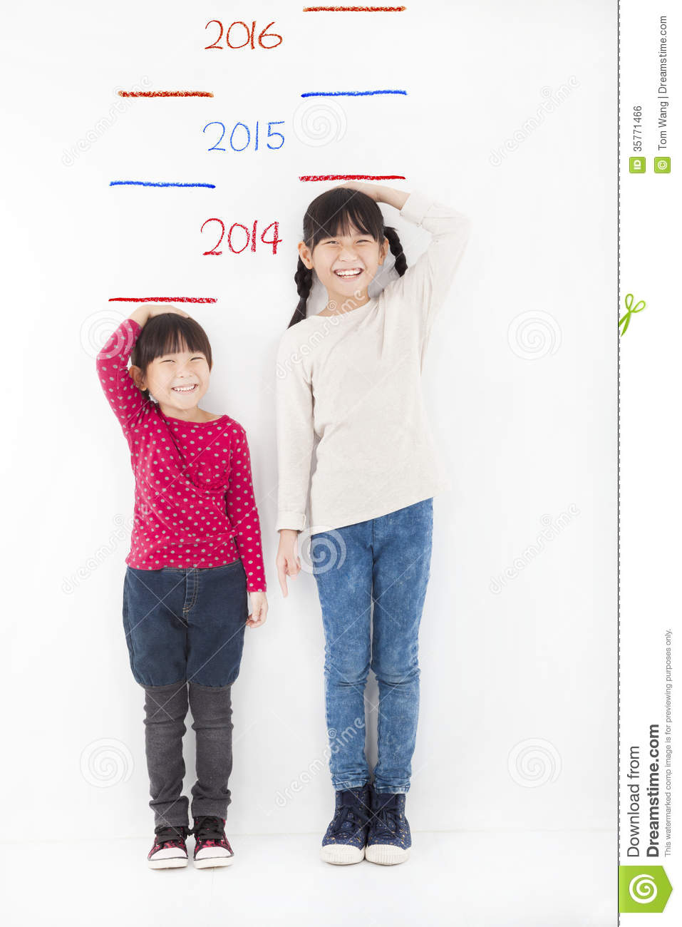 Happy Children Growing Up And Against The Wall Royalty Free Stock ... Superhero Flying Vector
