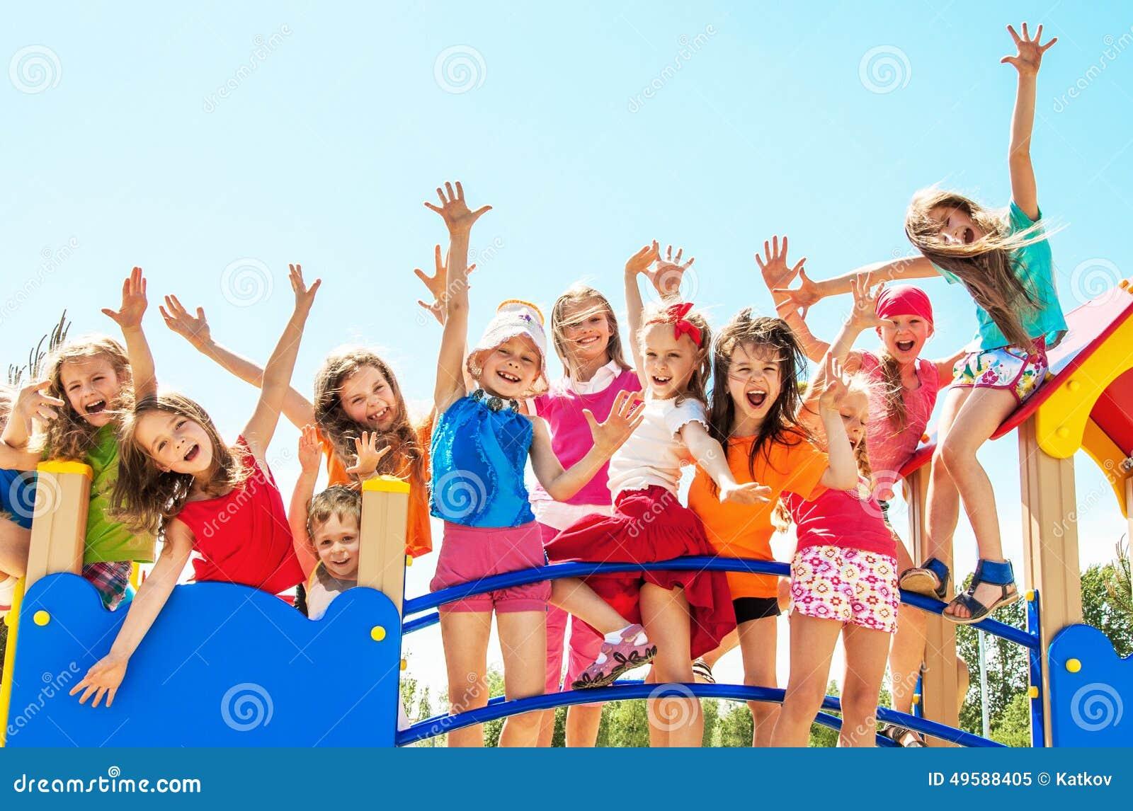 Clipart Of School Children