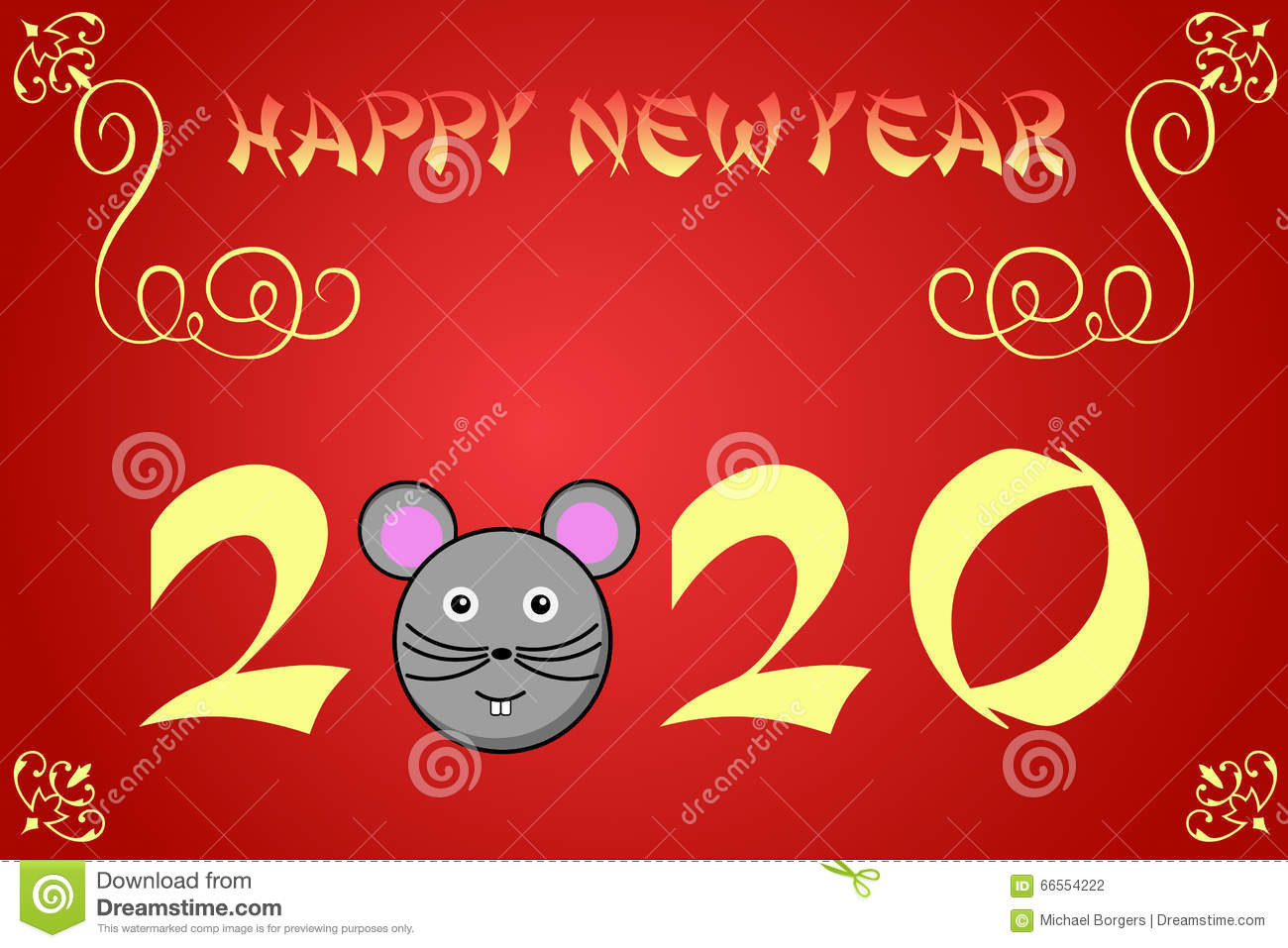 chinese new year animals the rat new 2019. Black Bedroom Furniture Sets. Home Design Ideas