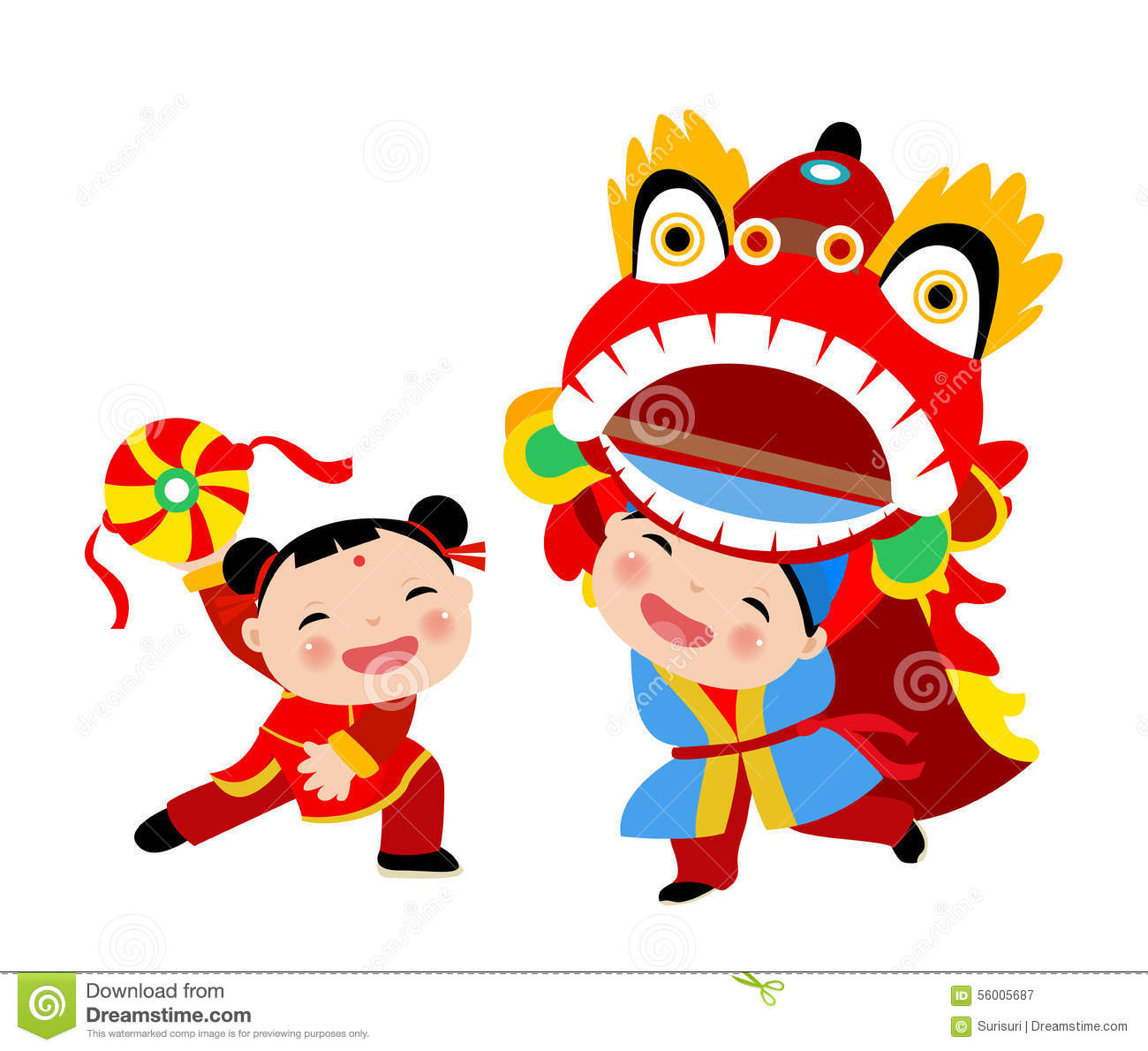 Chinese new year clip art vector free free vector download