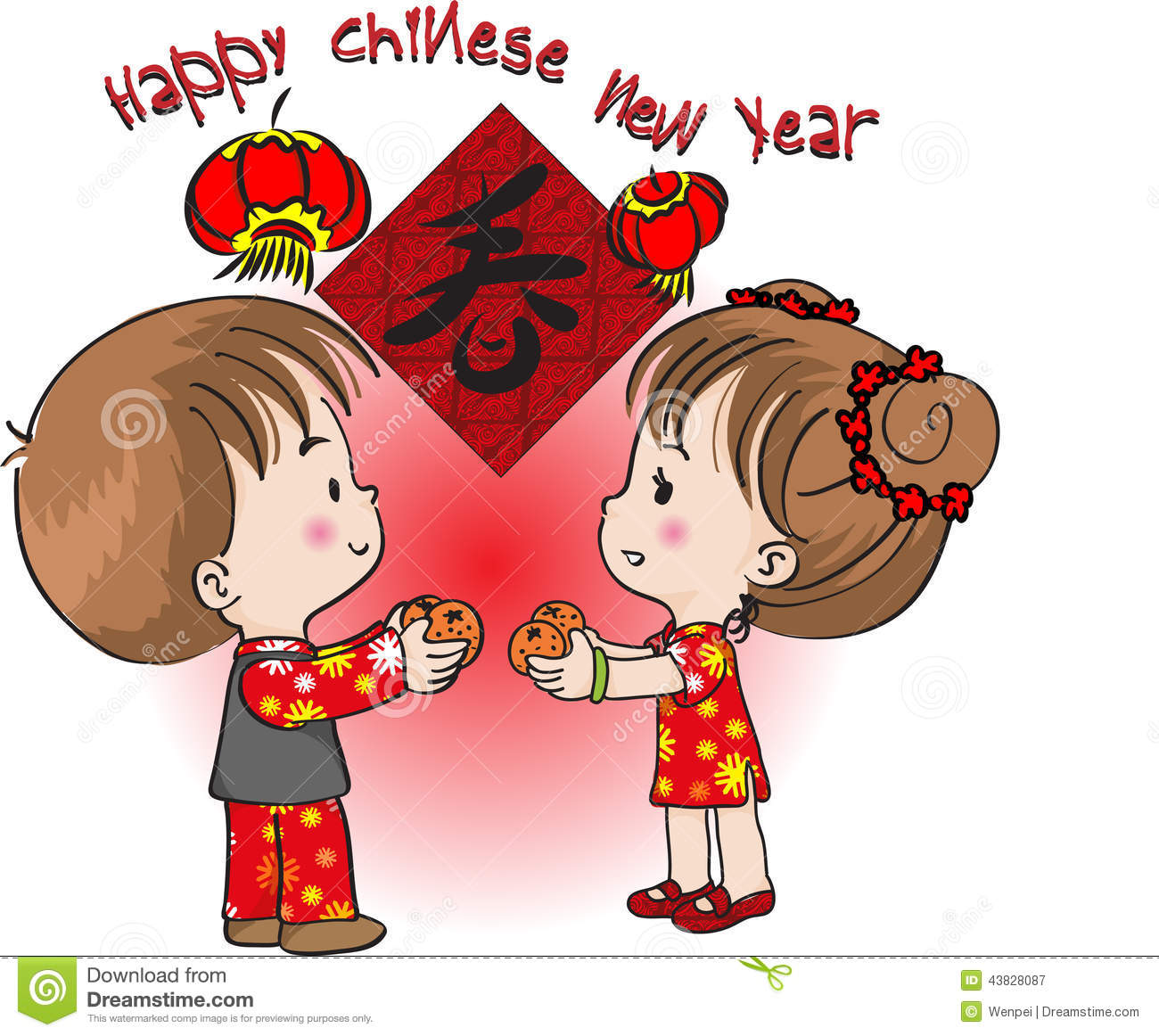 happy chinese new year - How Do You Say Happy New Years In Chinese