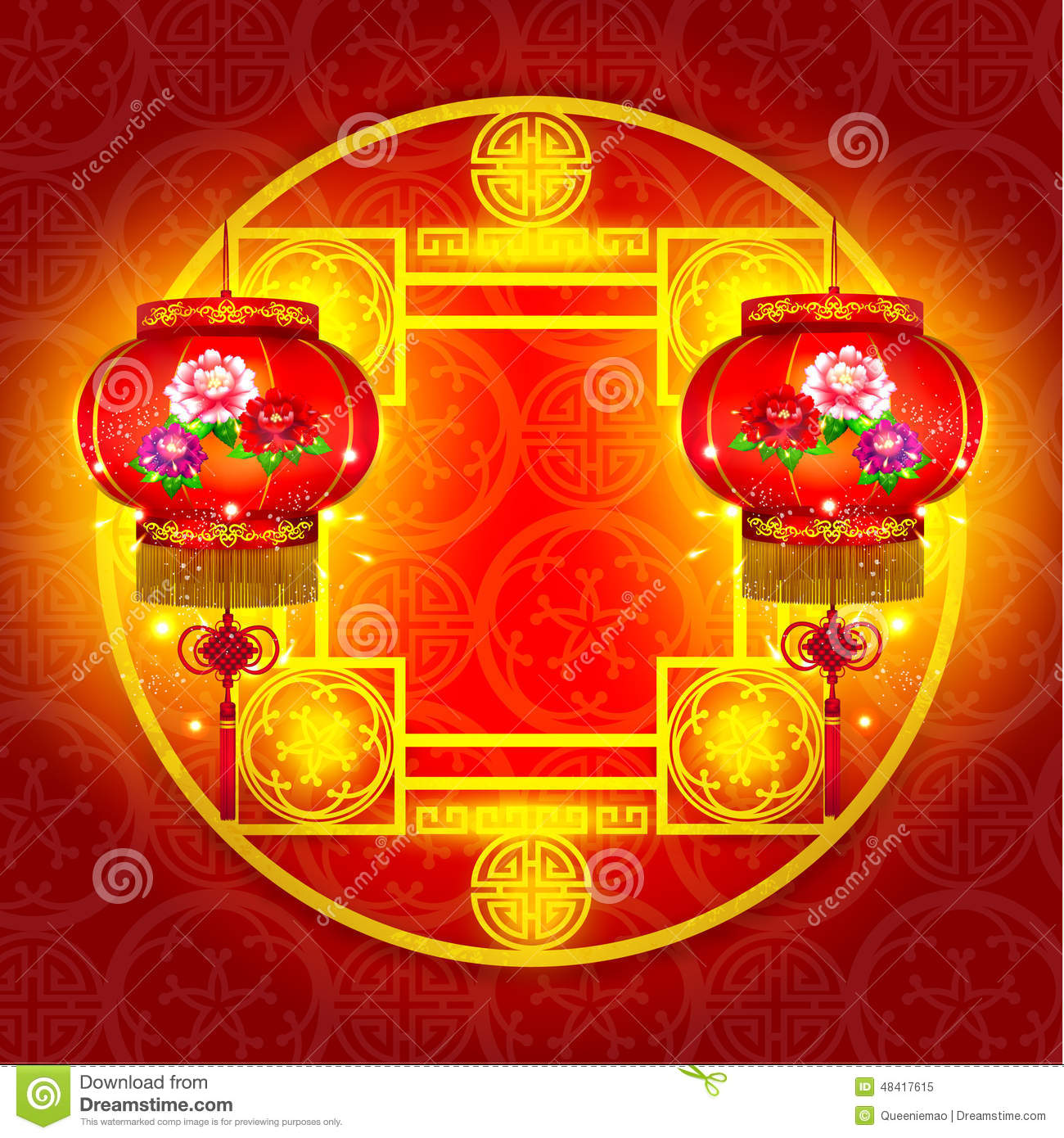 Happy Chinese New Year Vector Design Stock Illustration ...