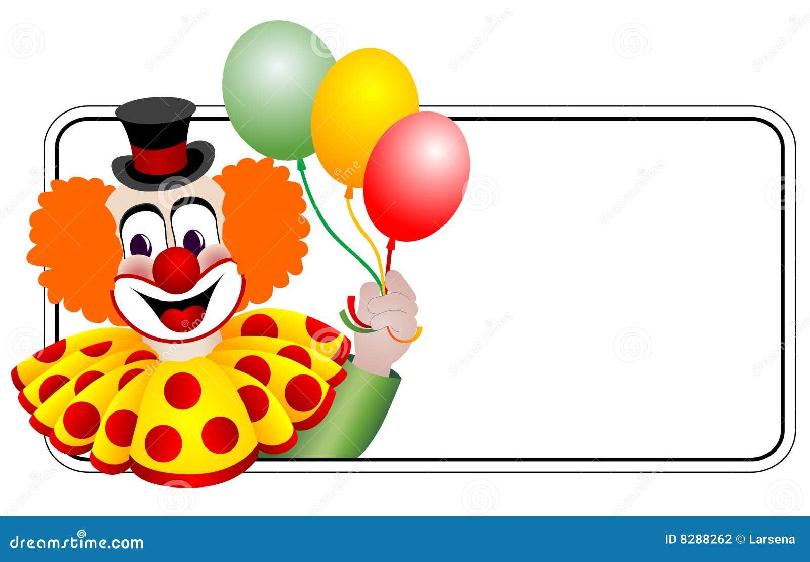 Happy Clown Stock Photography - Image: 8288262