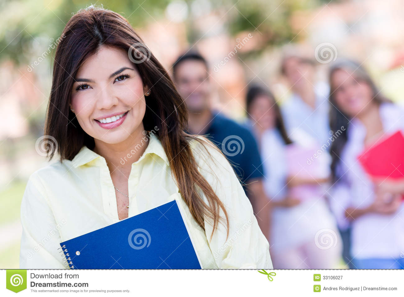 Happy College Student Royalty Free Stock Photography ...