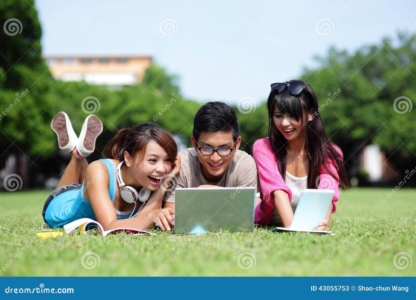 University Campus Clipart