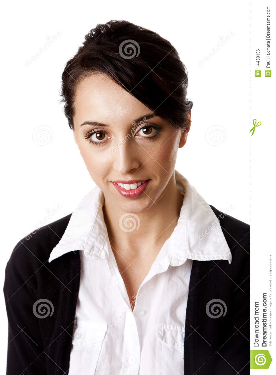 Corporate Woman Stock Photography Cartoondealer Com 513614