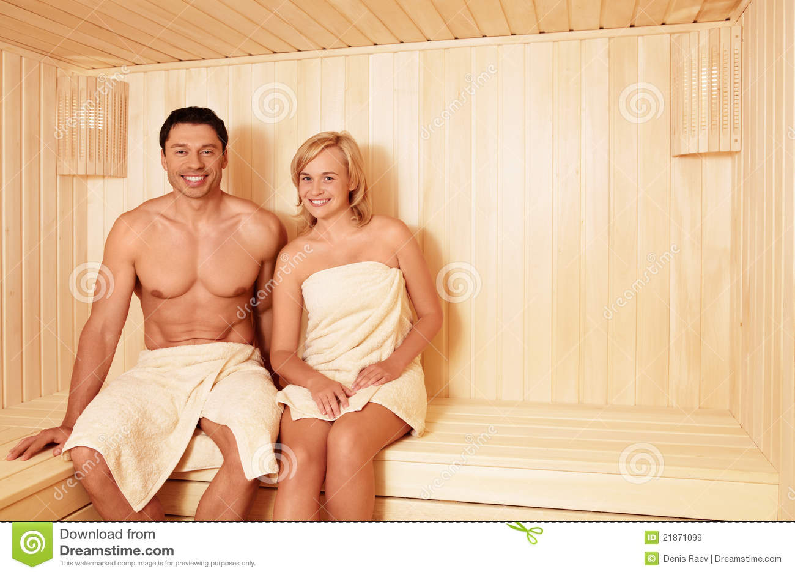 Пары семейные в бане