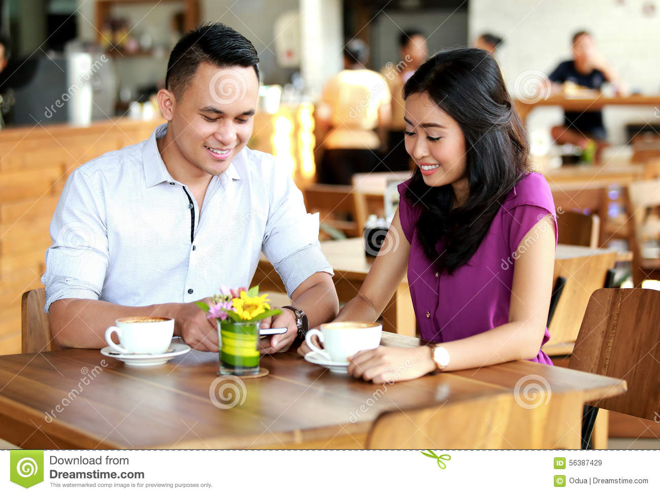 Dating at Coffee Shop - My Hidden Game