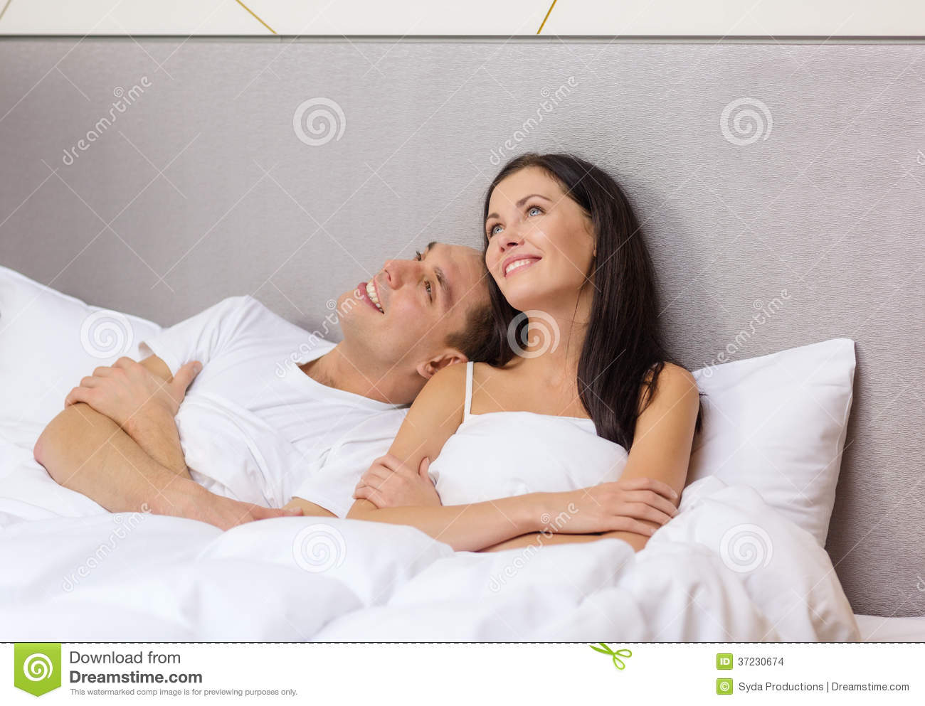 White couples dreaming about the bbc