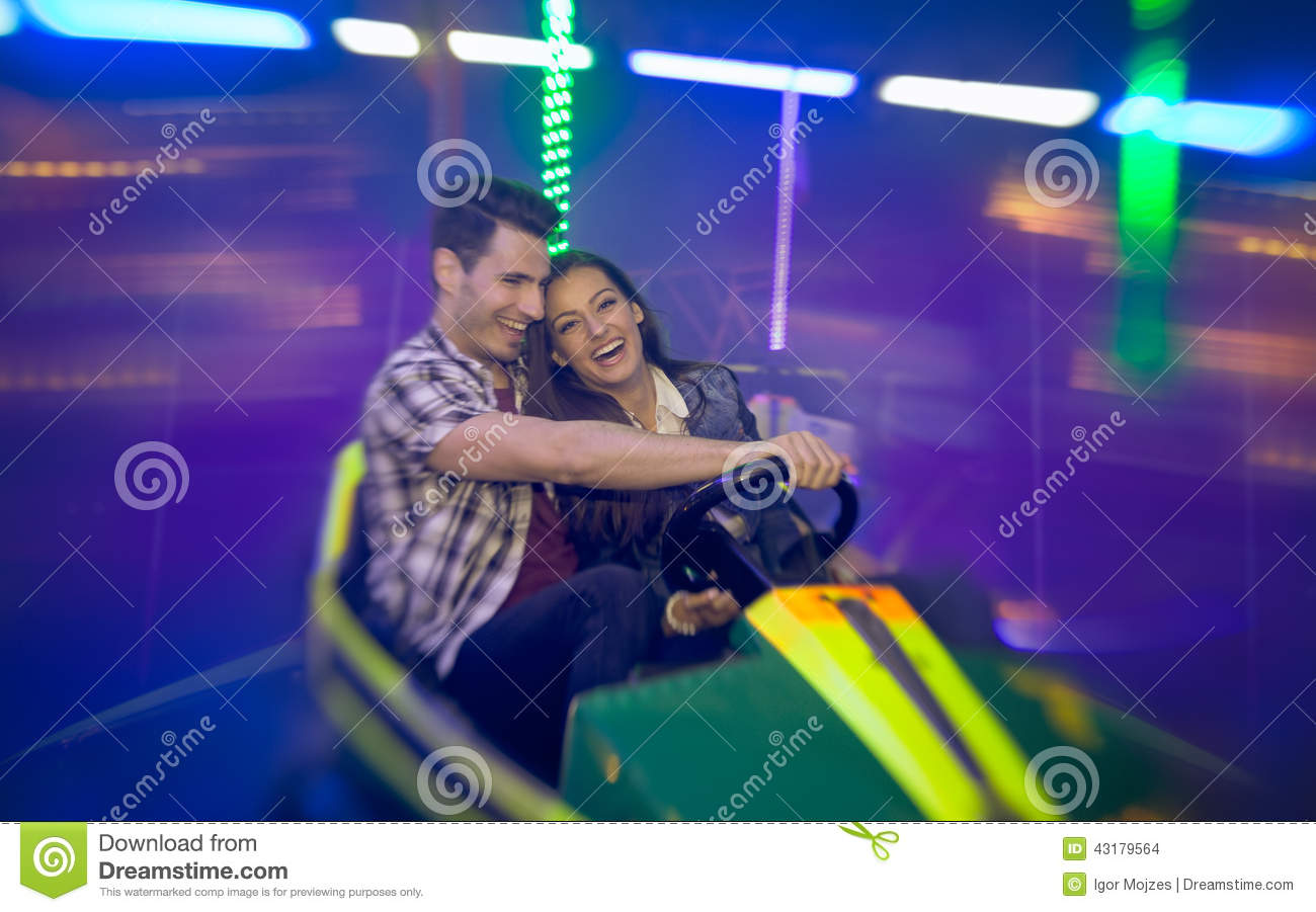 happy couple having fun stock photo image of enjoyment 43179564. Black Bedroom Furniture Sets. Home Design Ideas