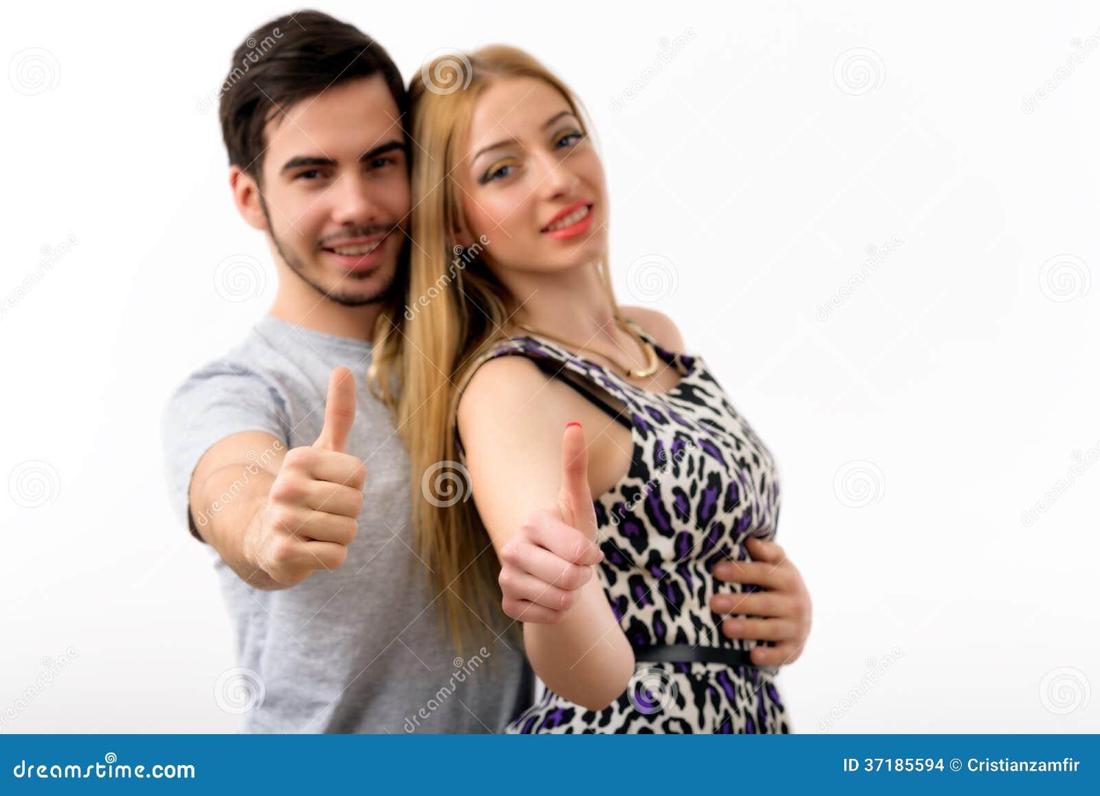 Men thumbs for ladies
