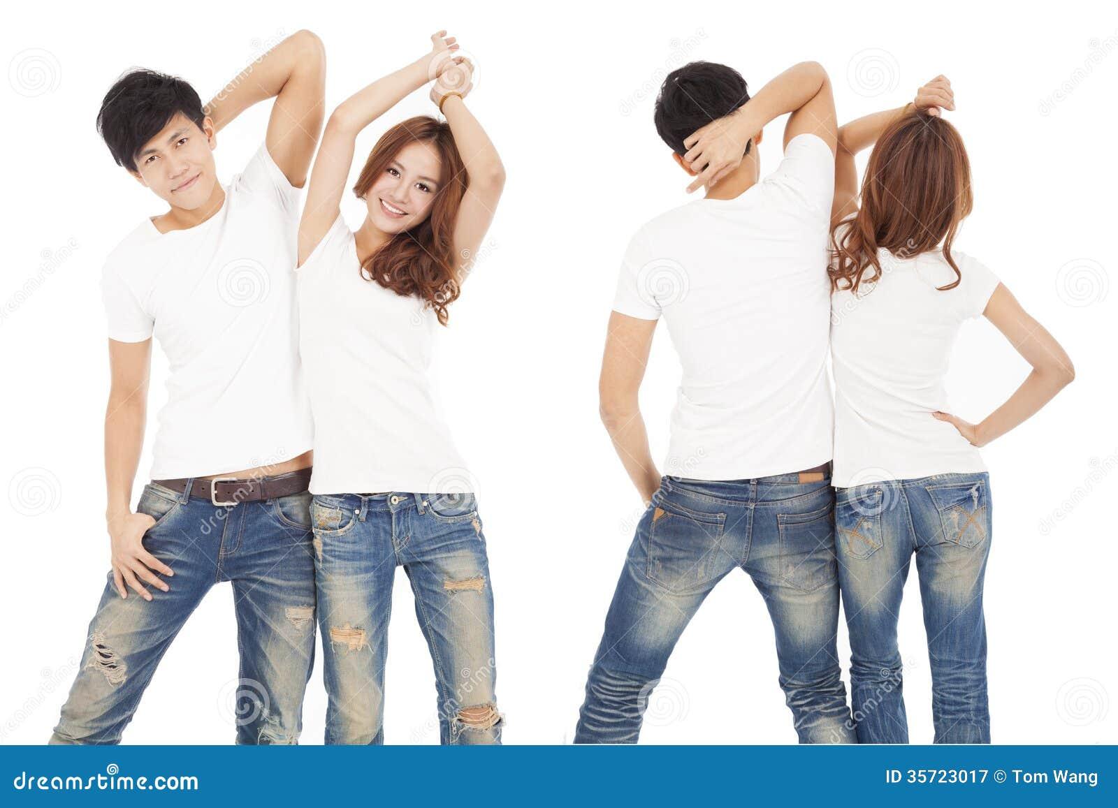 Couple Shirts Design Templates
