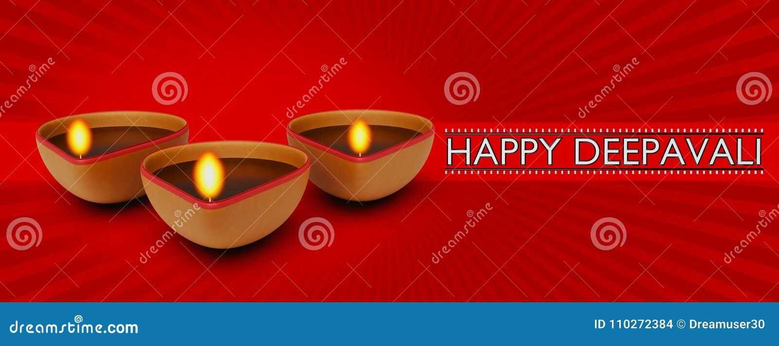 Happy deepavali greetings 3d rendering stock illustration happy deepavali greetings 3d rendering m4hsunfo