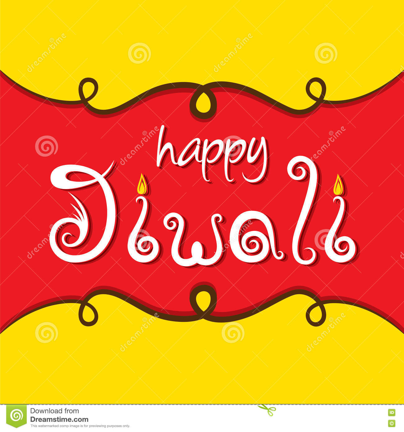 Happy diwali greeting card design stock vector illustration of happy diwali greeting card design m4hsunfo