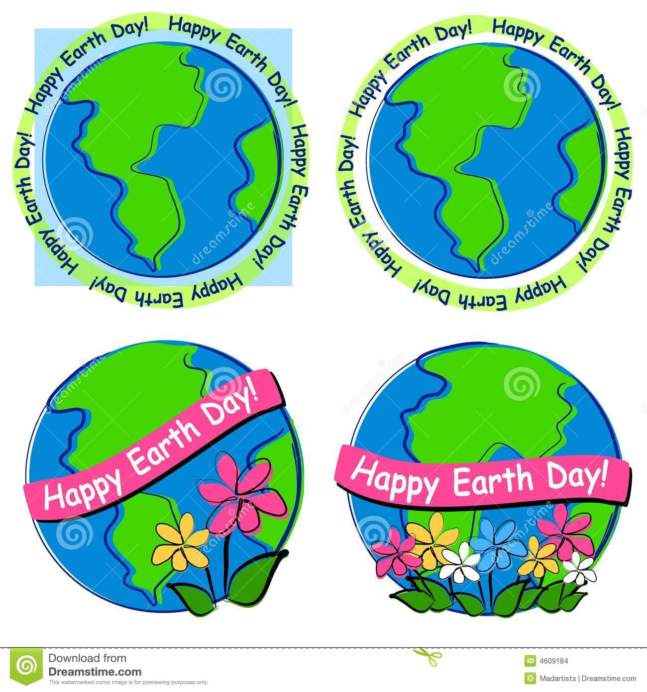 Clip Art Earth Day Clip Art happy earth day clip art stock photos images pictures 138 images