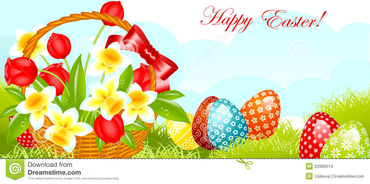 Easter Happy banner pictures catalog photo
