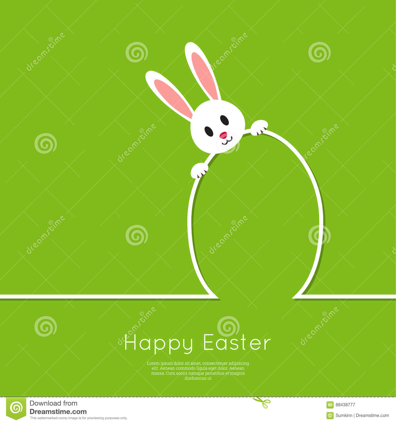 Happy easter cards stock vector illustration of hunt 88438777 happy easter cards kristyandbryce Gallery