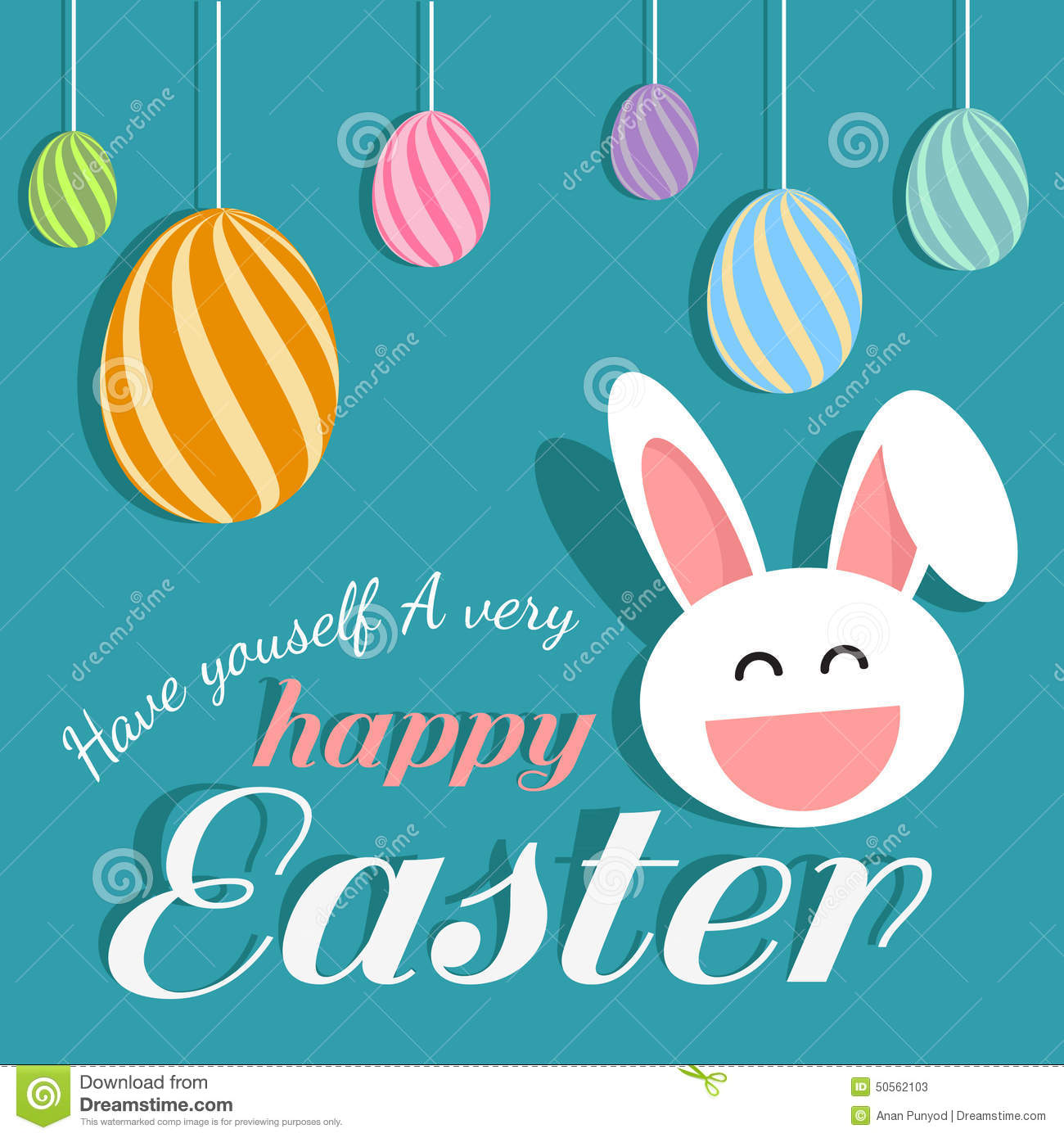 Easter Bunny Royalty Free Stock Images - Image: 19922379