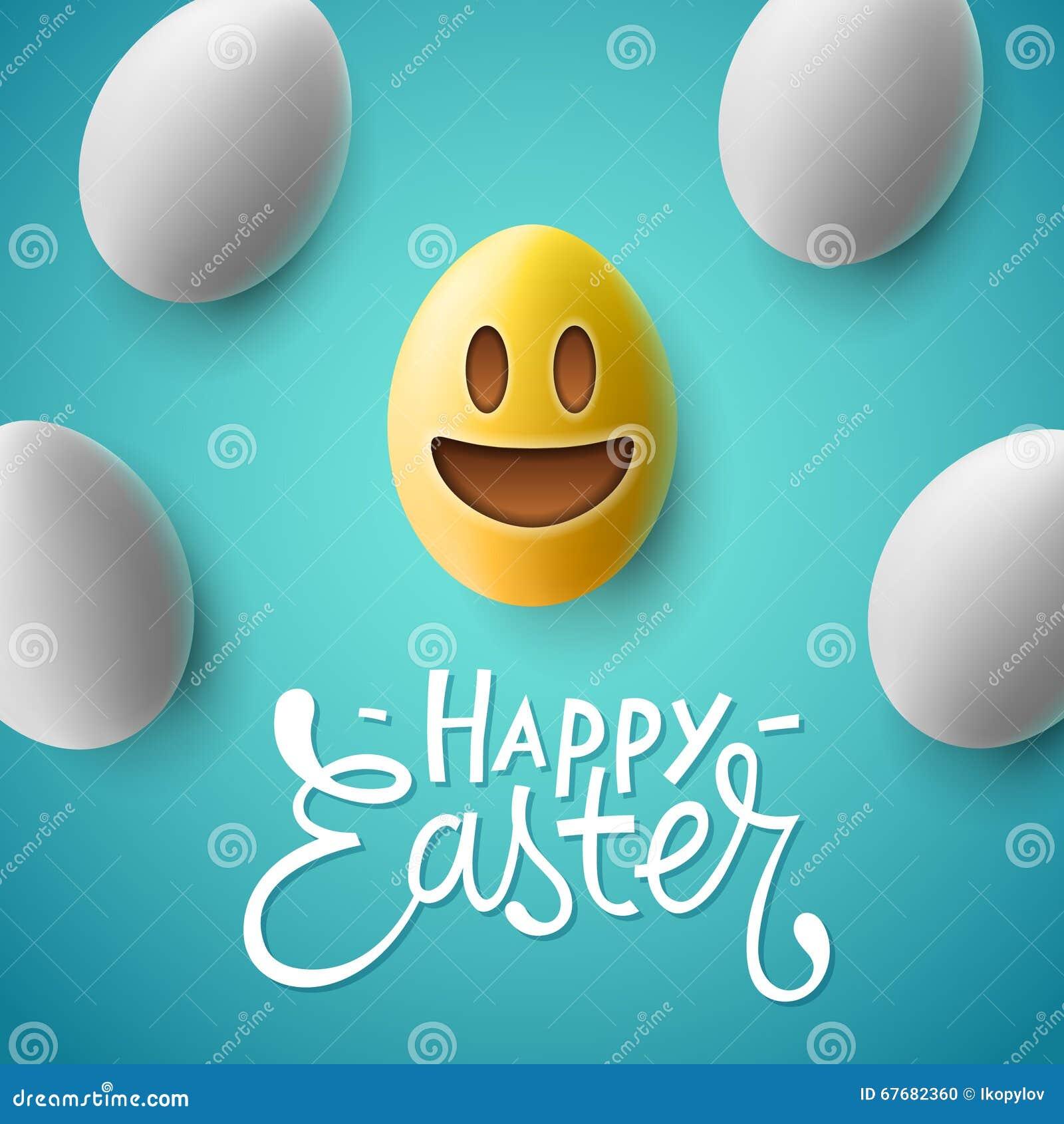 easter eggs happy food - photo #33
