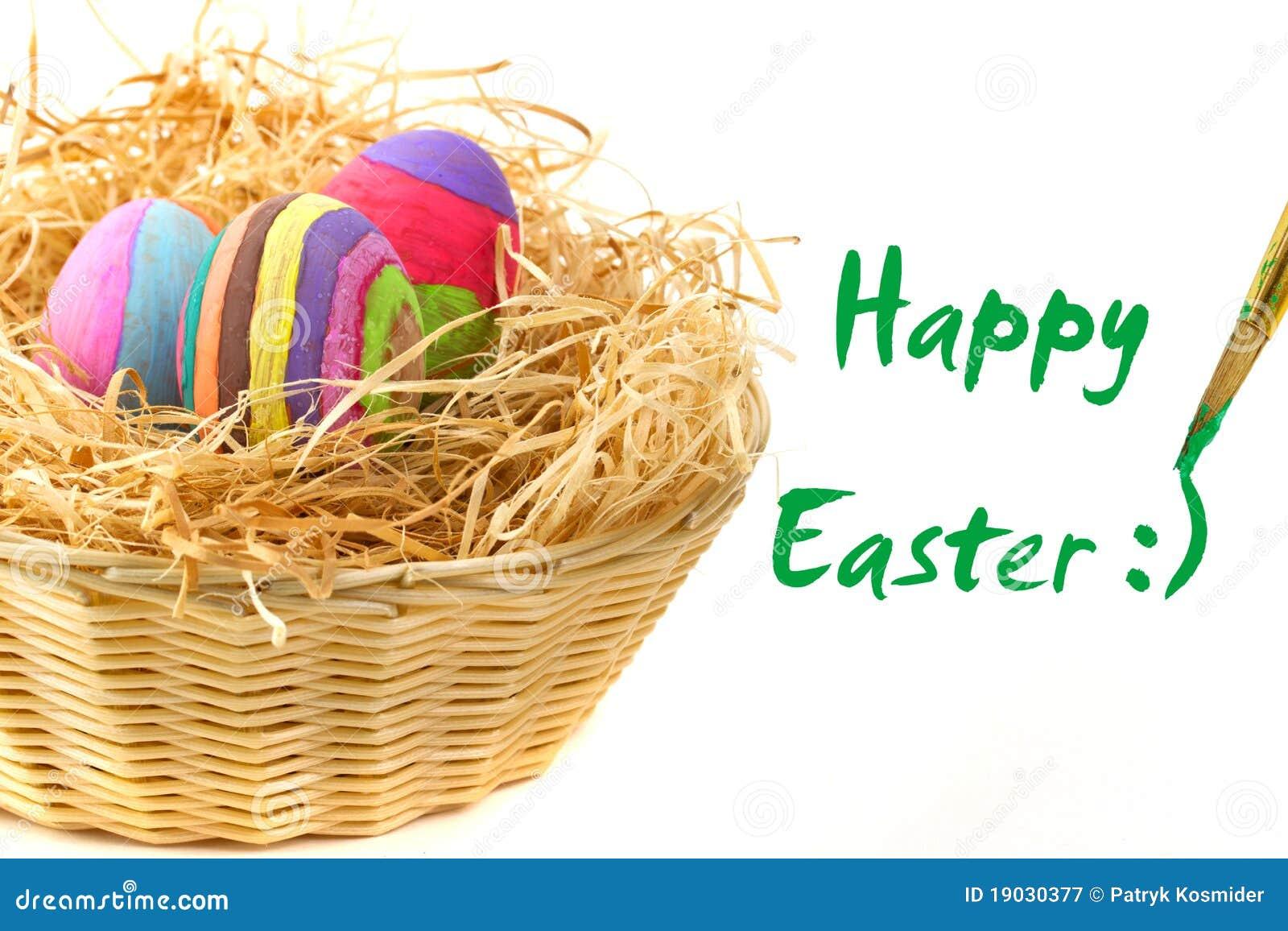 easter eggs happy food - photo #13