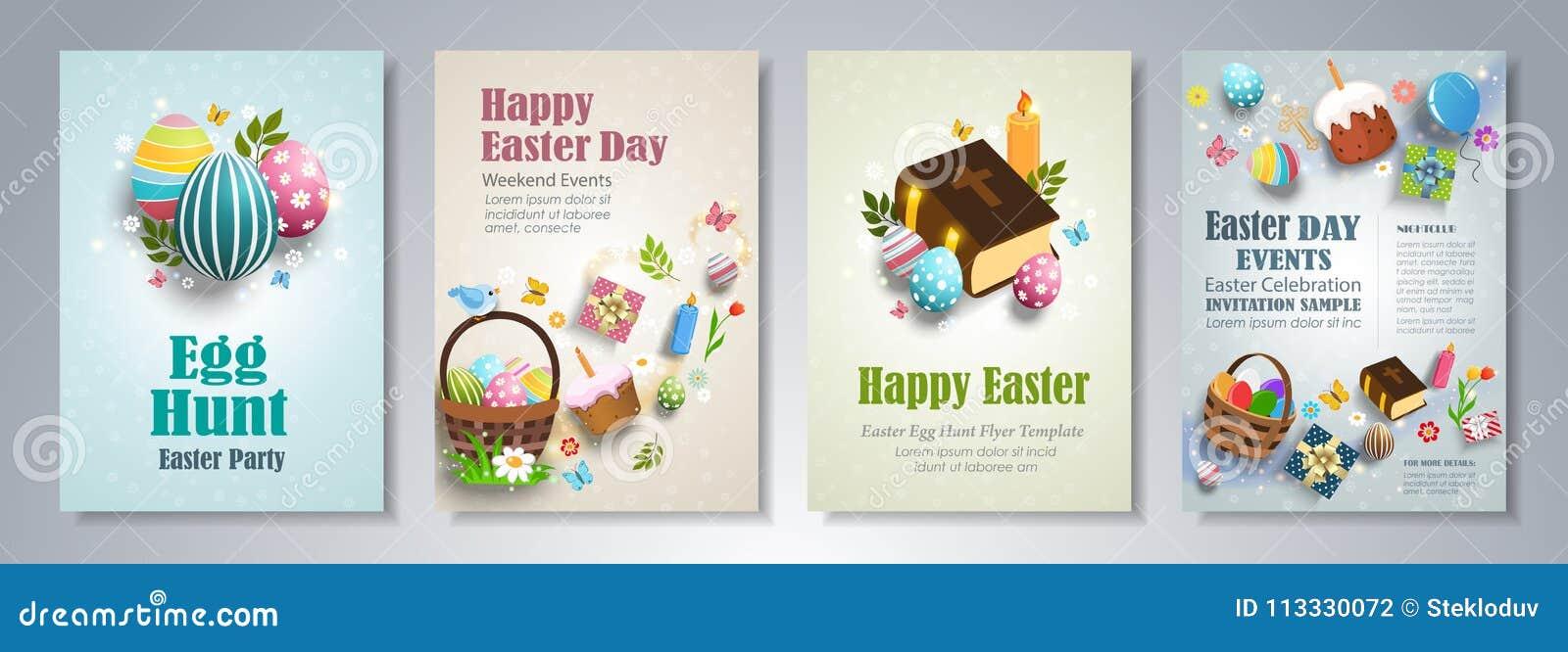 Happy Holidays Flyer Template Free Roho4senses