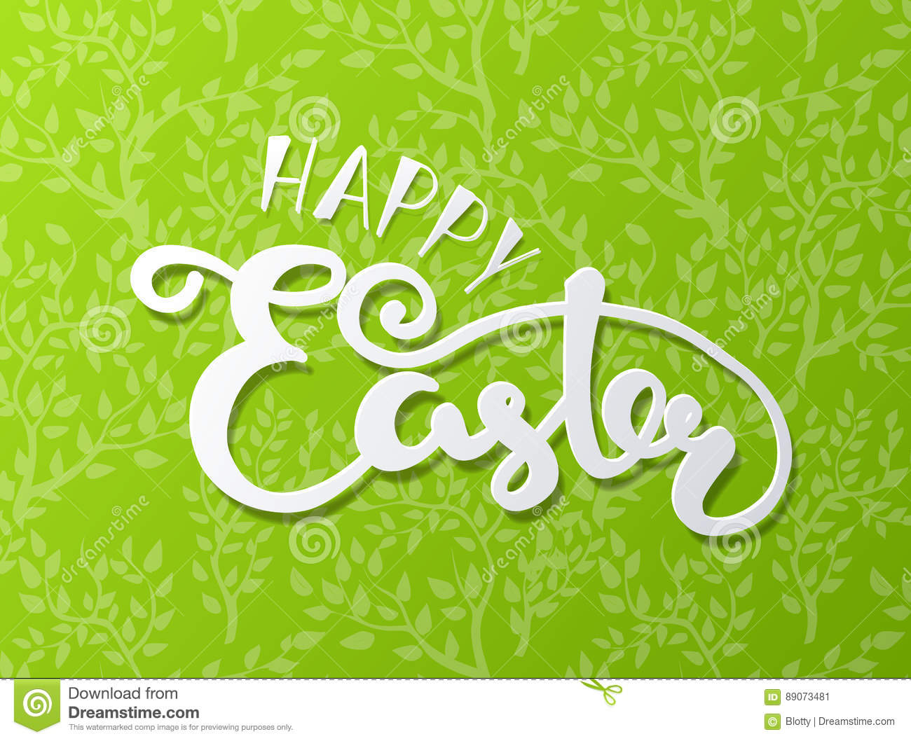 Happy easter lettering typography seasons greetings stock vector as easter logotype banner and card template hand drawn text for postcard invitation poster happy easter lettering typography seasons greetings kristyandbryce Choice Image