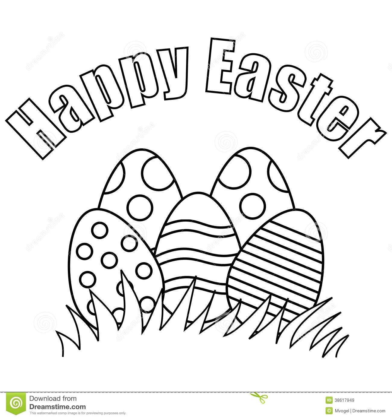Happy Easter Royalty Free Stock Images - Image: 38617949