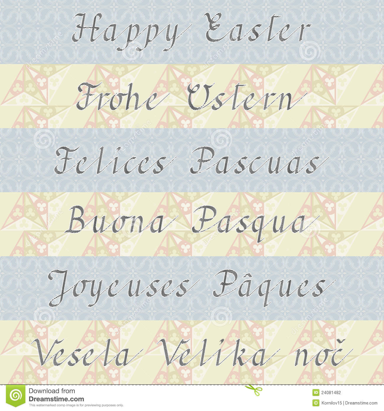 how to say happy easter in spanish