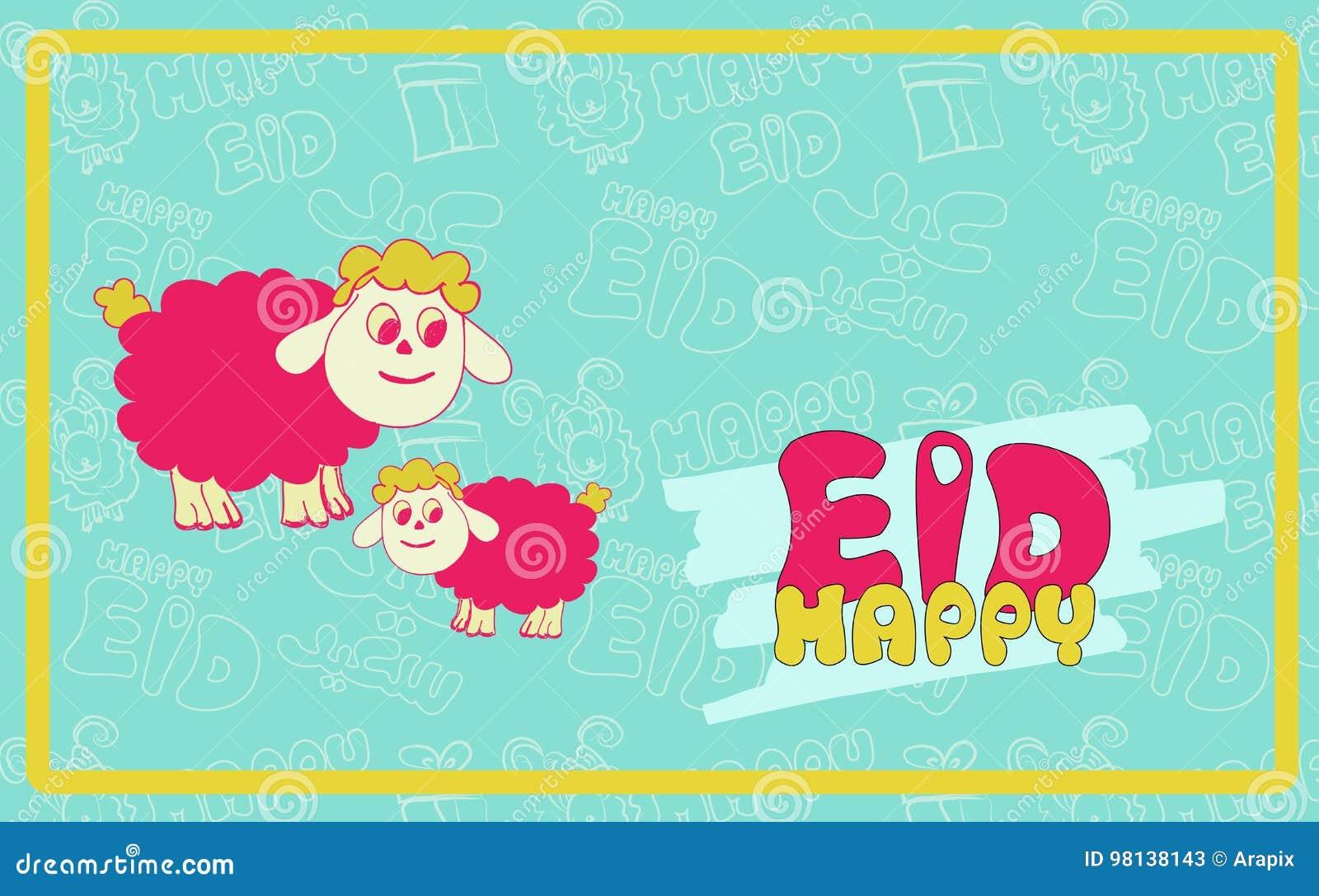 Happy eid greeting card translation happy feast vector download happy eid greeting card translation happy feast vector stock vector m4hsunfo