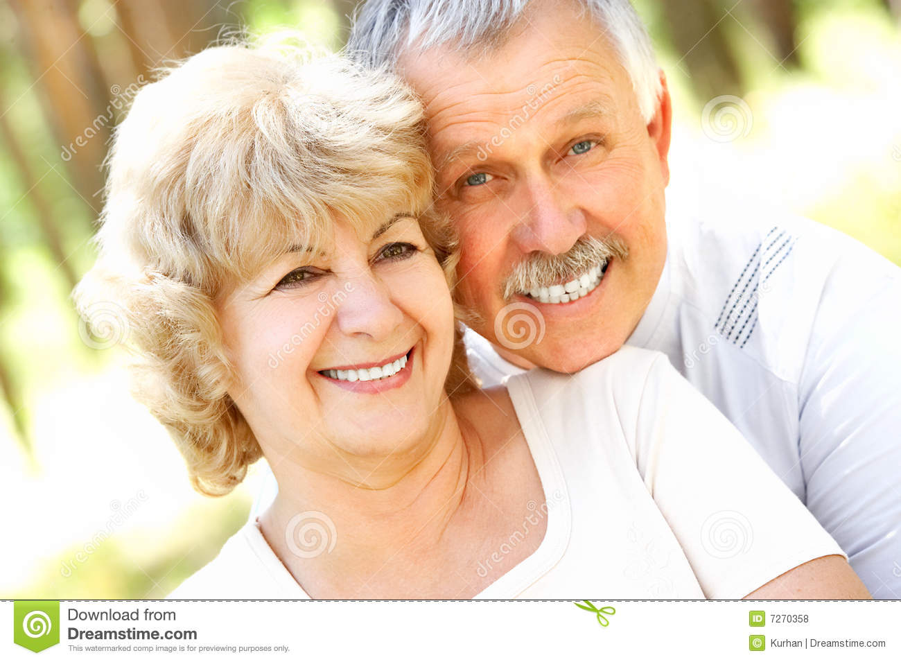 Royalty Free Stock Photos  Happy elderly coupleHappy Elderly Couple