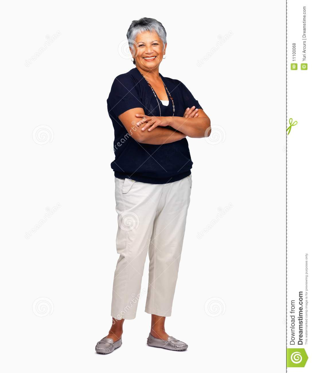 happy-elderly-woman-standing-isolated-wh