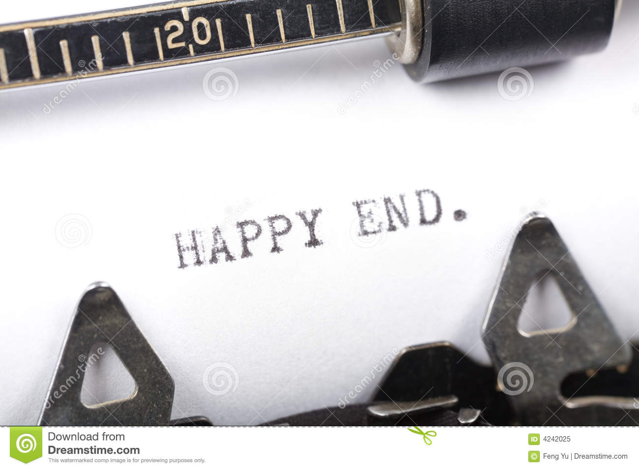Happy end stock image. Image of fashioned, obsolete, happy ...