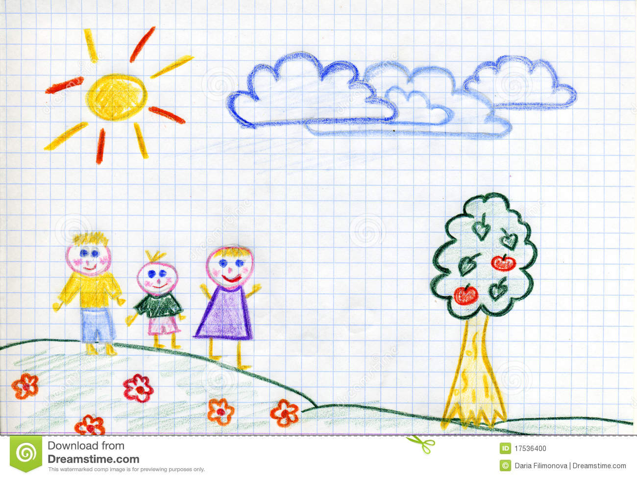 art drawing - Children Drawing Images