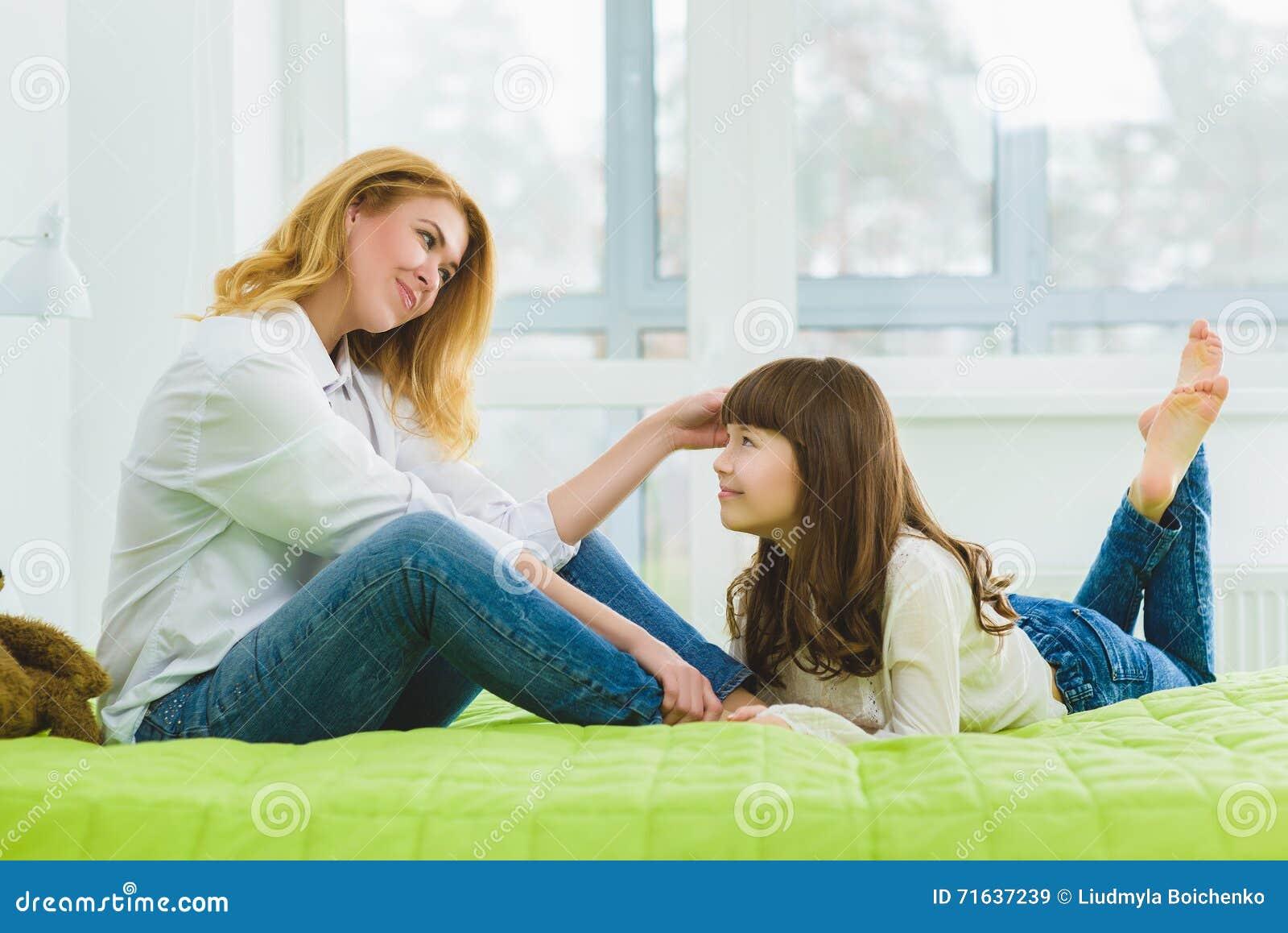 Husband caught stroking daughters clitoris